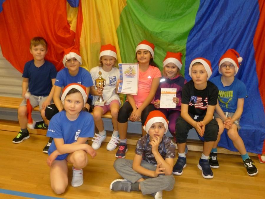 Weihnachtsfeier Kinder U10