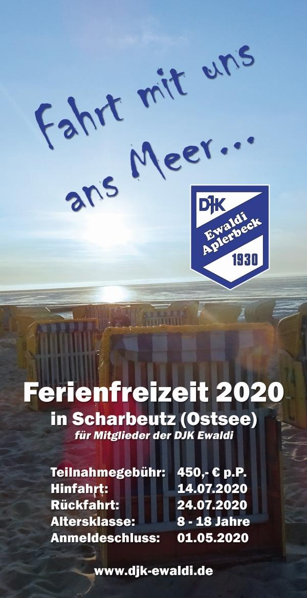 Ferienfreizeit 2020