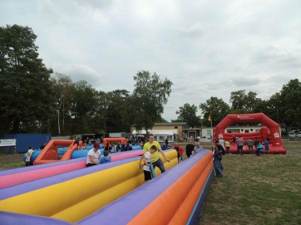 Kinder- und Familienfest DJK Ewaldi 2018