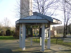 B: Schaukasten St. Ewaldi