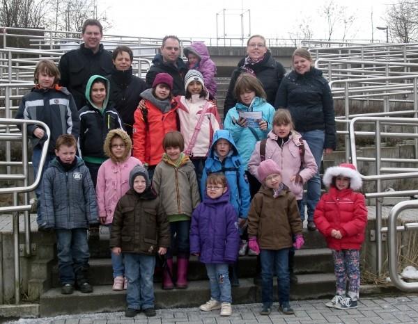Ausflug Oberhausen