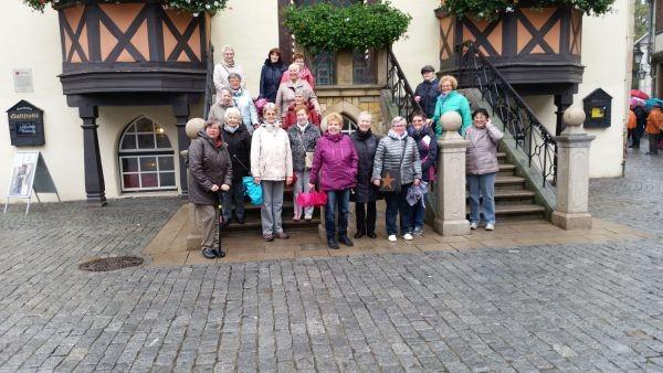 DJK Ewaldi Ausflug Goslar