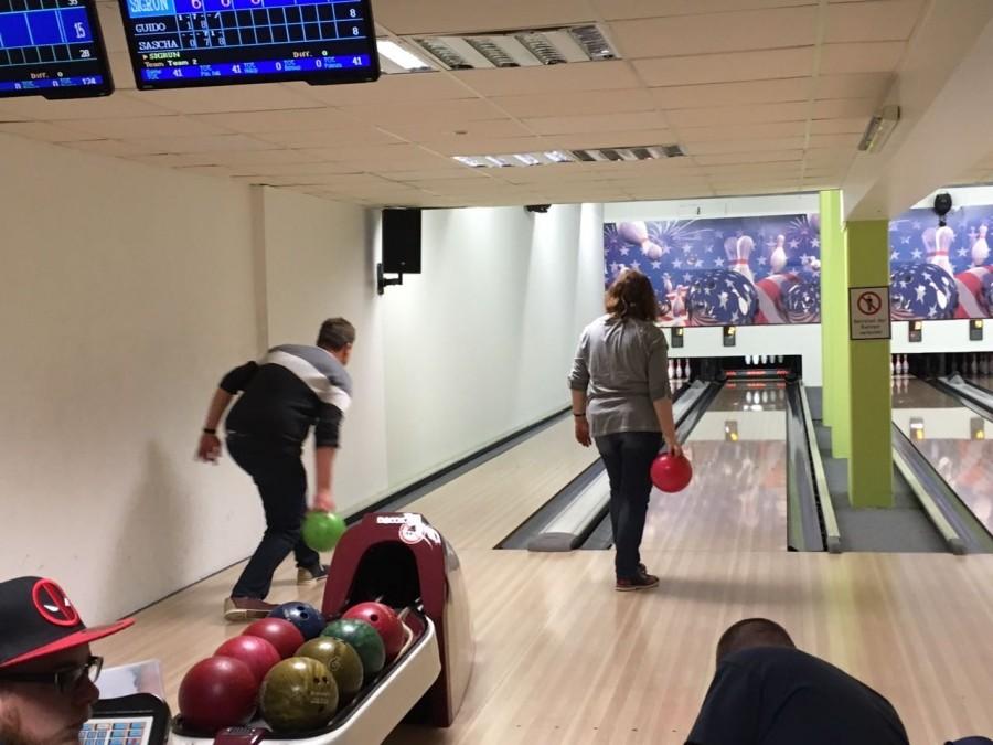 DJK Ewaldi Helferausflug Bowling 2017