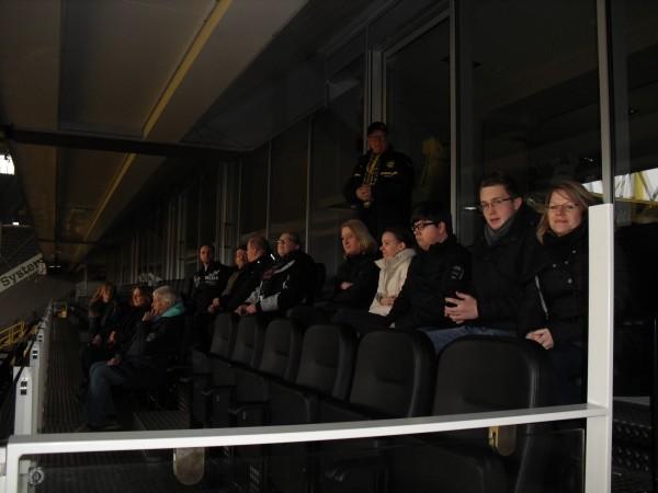 DJK Stadionbesuch 2013